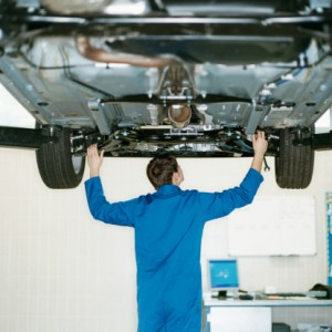 scheduled auto maintenance
