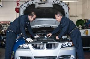 BMW Technician Poway