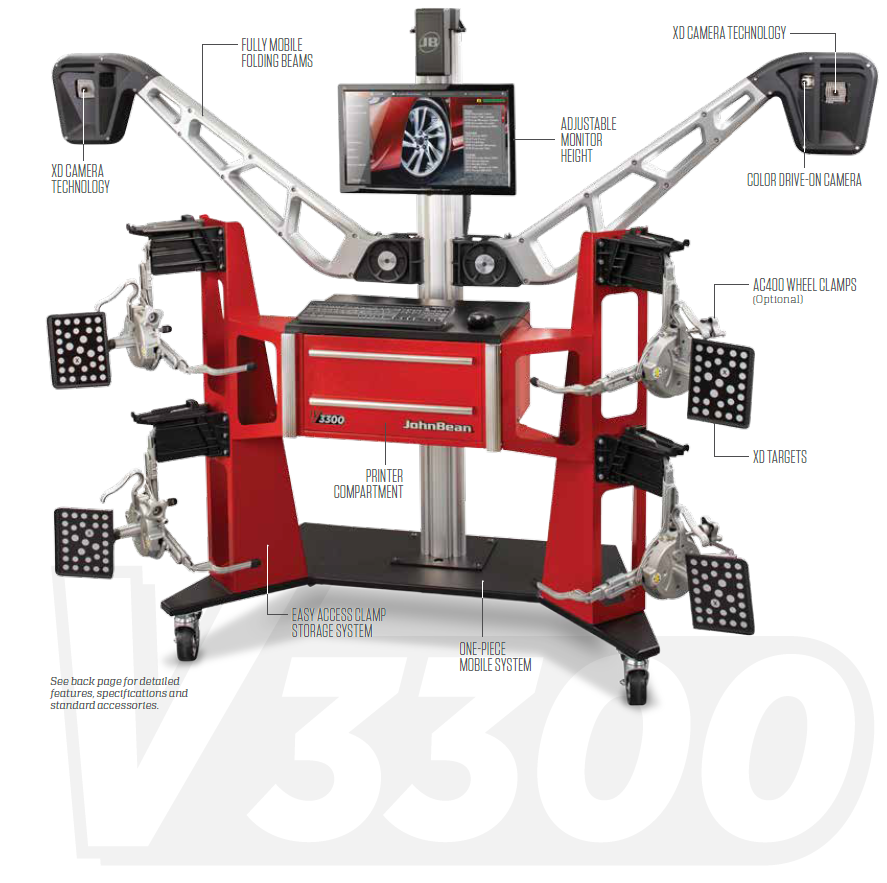 v3300 Wheel Alignment Poway