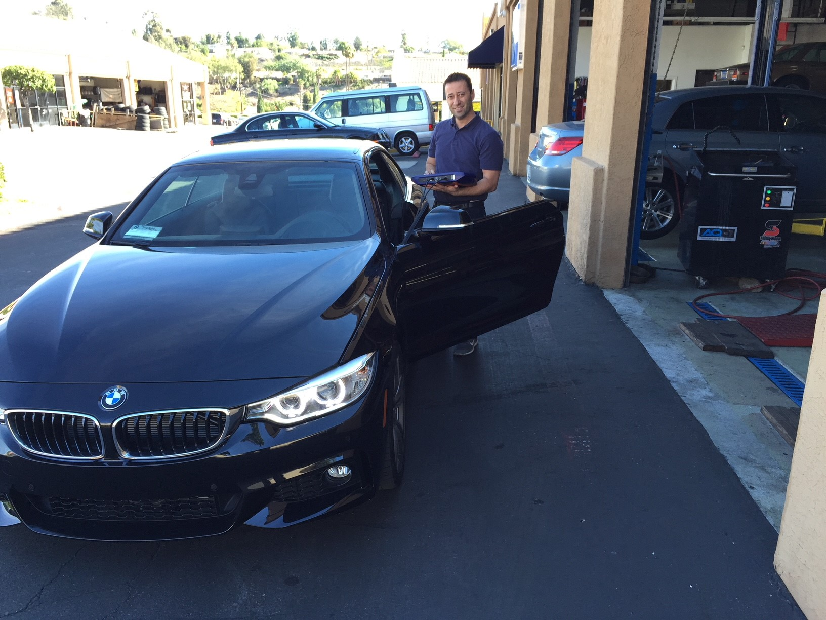 bmw 5 series repair poway